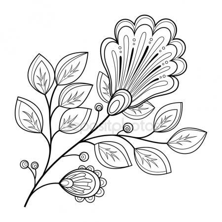 450x450 Black And White Drawing Of Indian Hindu Goddess Saraswati Stock