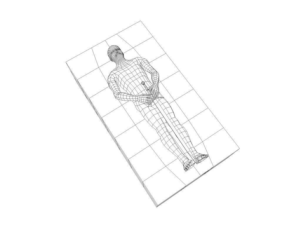 Sarcophagus Drawing