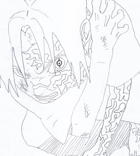 462x512 Aqensimet Curse Mark Sasuke
