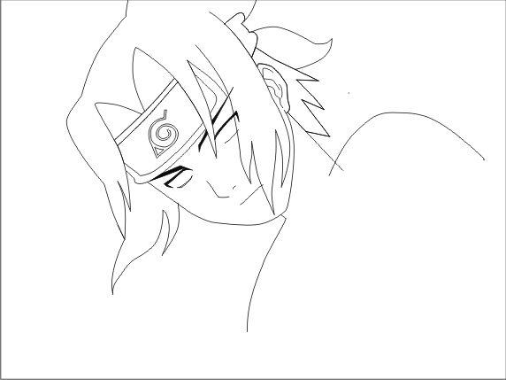 572x429 The Best How To Draw Sasuke Ideas On Sasuke