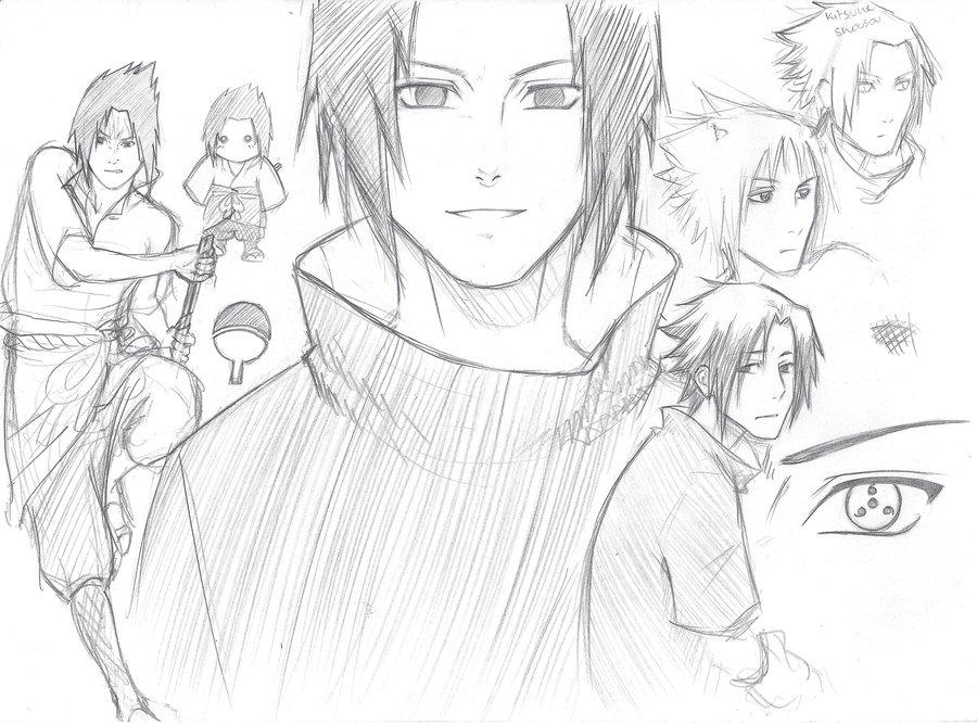 900x667 Uchiha Sasuke