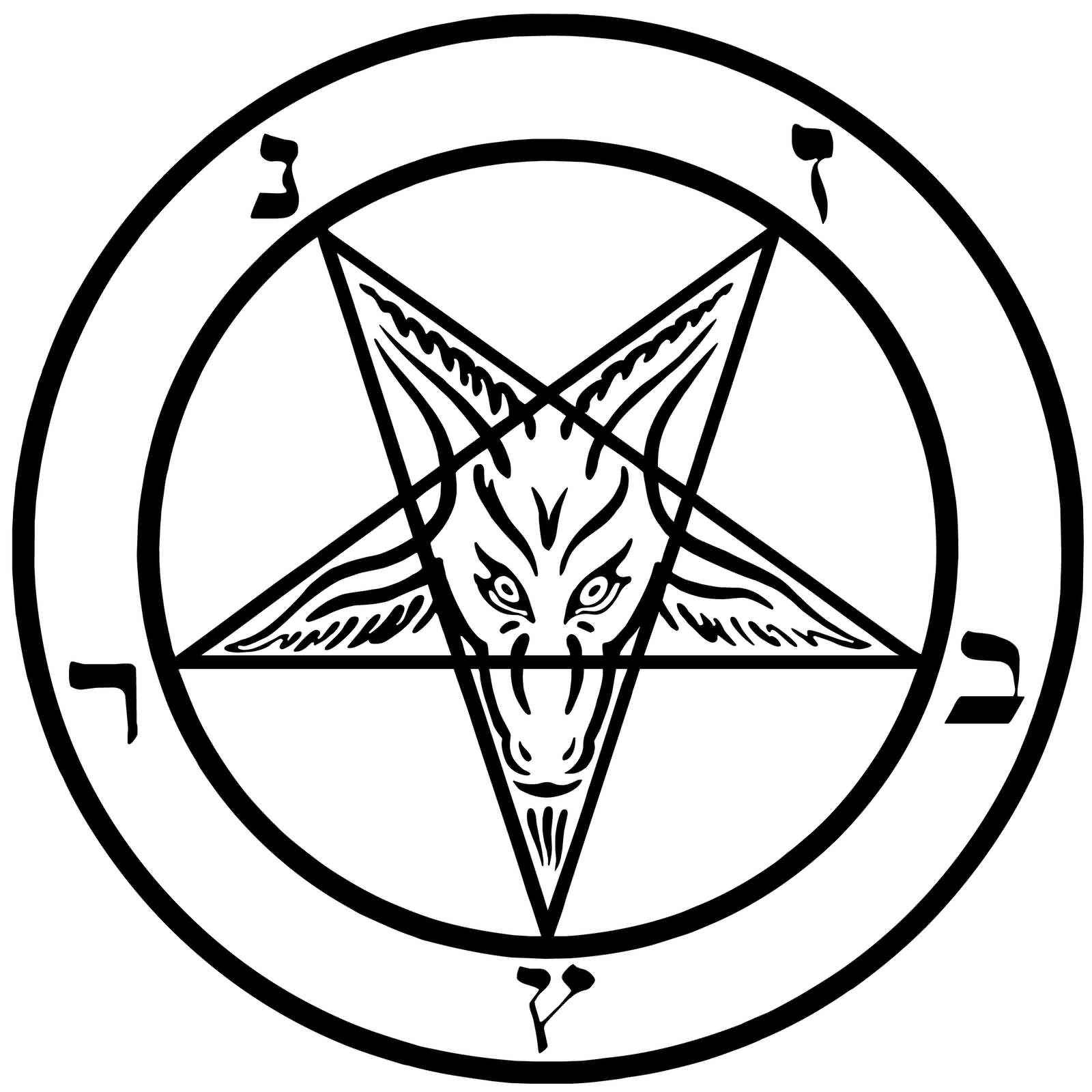 Satanic Drawing