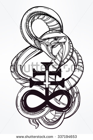 311x470 Hand Drawn Vintage Tattoo Art. Vintage Symbol, Highly Detailed