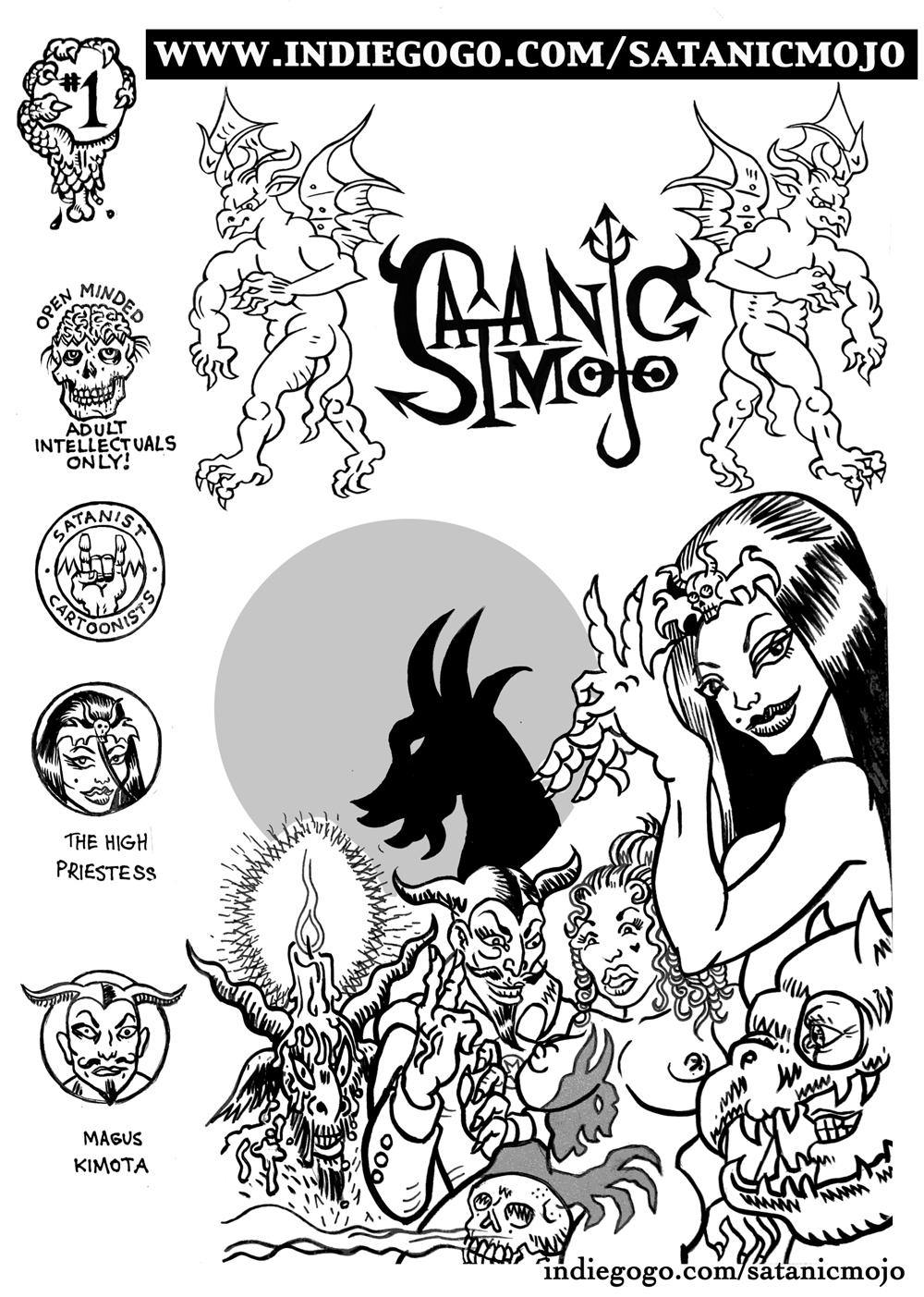 1000x1403 Interview Artist Jason Atomic Talks Satanic Mojo