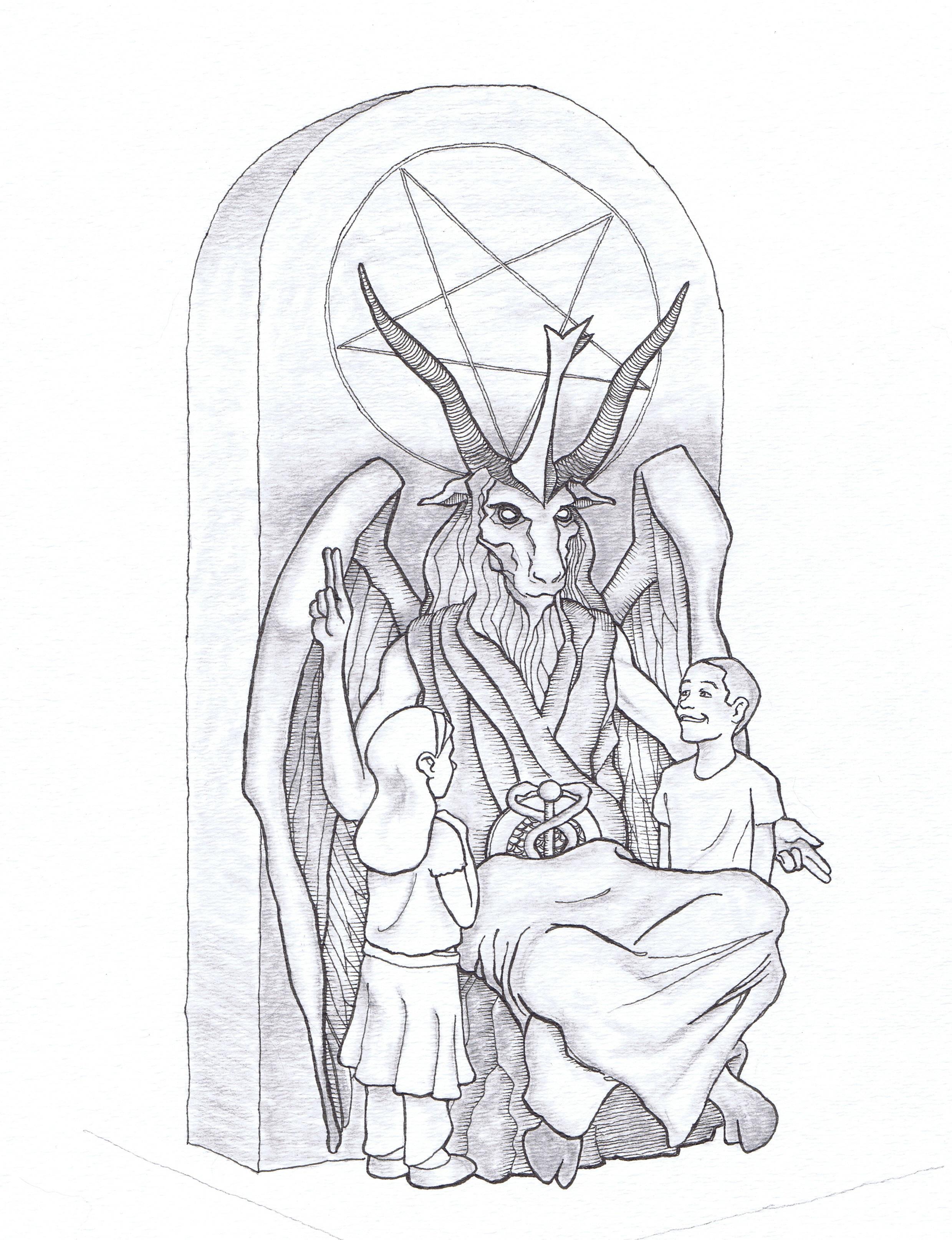 2479x3229 Knight Playing The Satanic Game