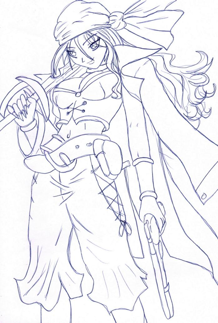 698x1031 Elena Dawn Pirate Queen By Satanic Headbitey