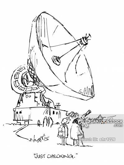 400x529 Satellite Dish Cartoons And Comics