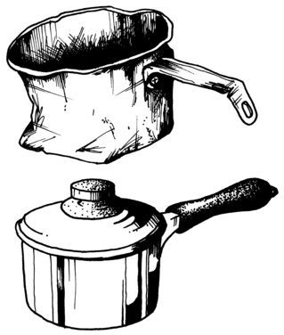 319x376 What Is Multiclad Cookware Ehow