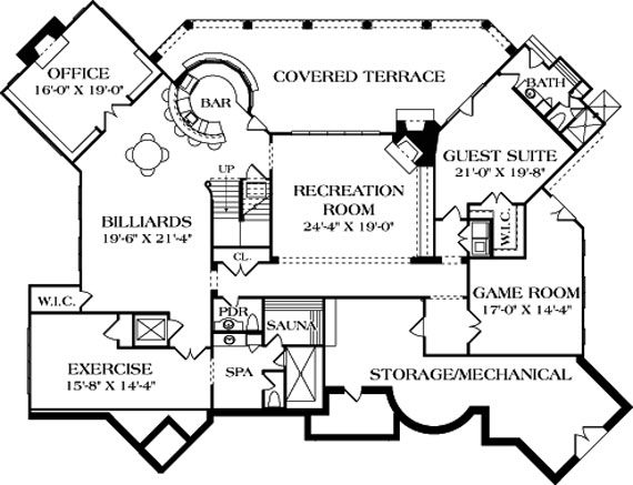 570x437 Home Sauna Floor Plans Home Photo Style