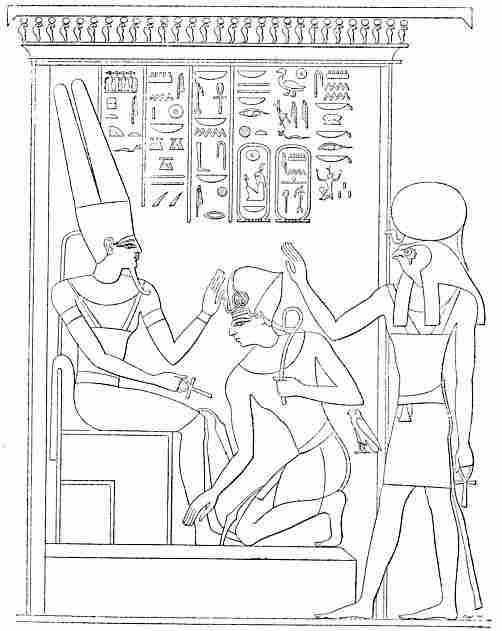 502x631 A History Of Art In Ancient Egypt, Vol. I (Of 2), B Georges Perrot