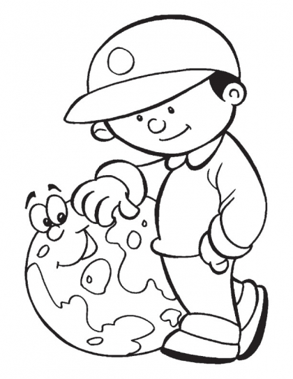 420x543 One Peole One Earth One Future Coloring Page Download Free One