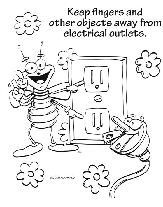 Save Electricity Drawing At Getdrawings Com Free For Personal Use