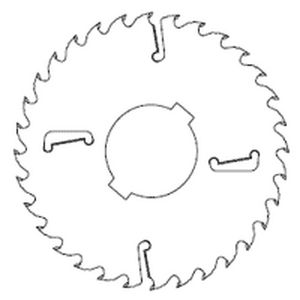 300x300 Circular Saw Blade Tct For Wood Rip
