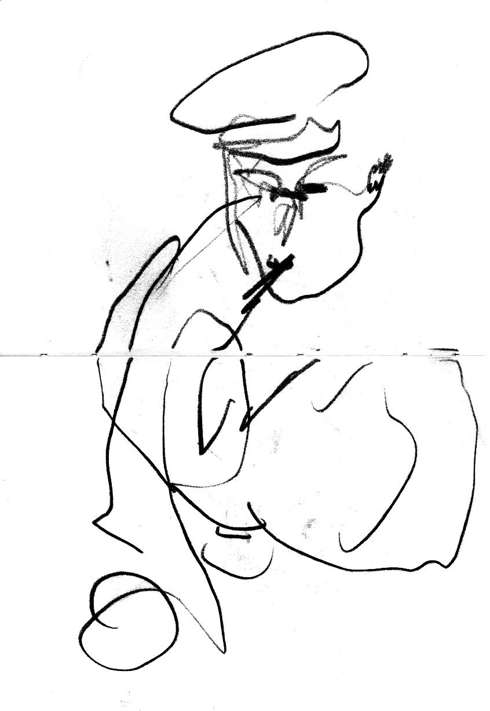846x1227 Londonjazz Drawings Sun Ra Arkestra