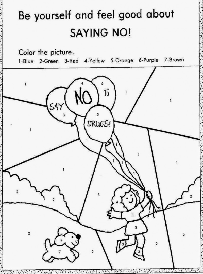 cocaine toucher coloring pages - photo#17