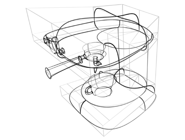 600x455 Analytic Drawing Of 3d Scaffolds Autodesk Research