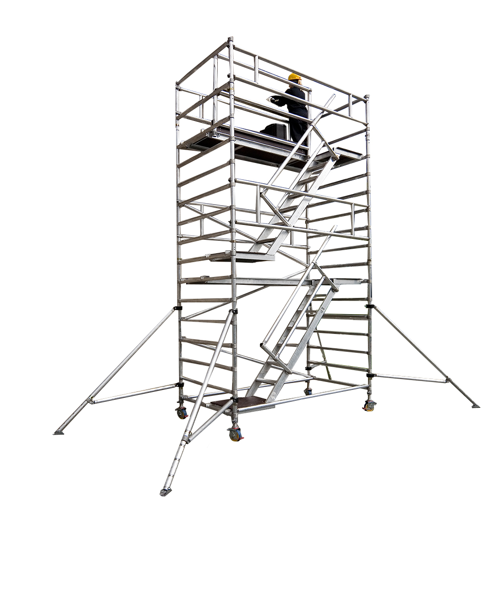 1000x1213 Instant Stairway Scaffold Special Scaffolds Scaffolding