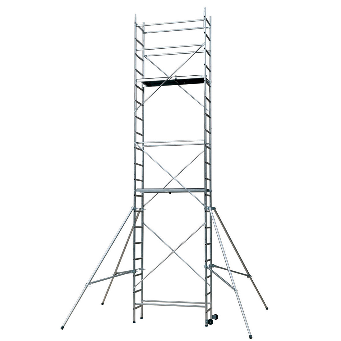 1100x1100 Sten Diy Scaffold Tower 6.7mtr Working Height To Nf E85 200