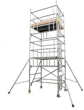 283x370 Aluminium Scaffold Towers