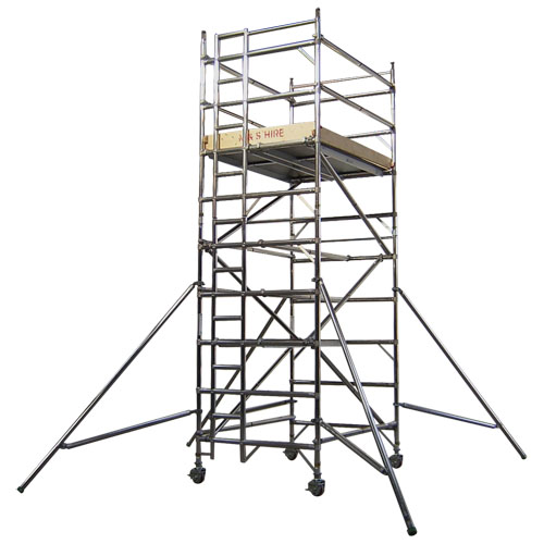 500x500 Rules For Using The Scaffolding Towers Safely Aluminium Scaffold