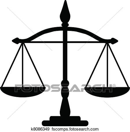 450x457 New Justice Clipart Clip Art Of Justice Scales K Search Clipart