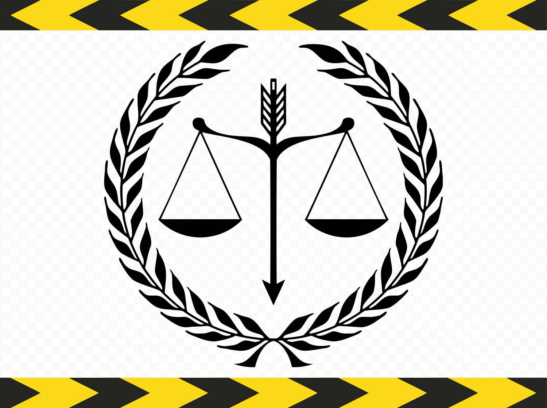 1500x1118 Scales Of Justice Svg Laurel Zodiac Libra Scales Pdf Dxf Png Cut