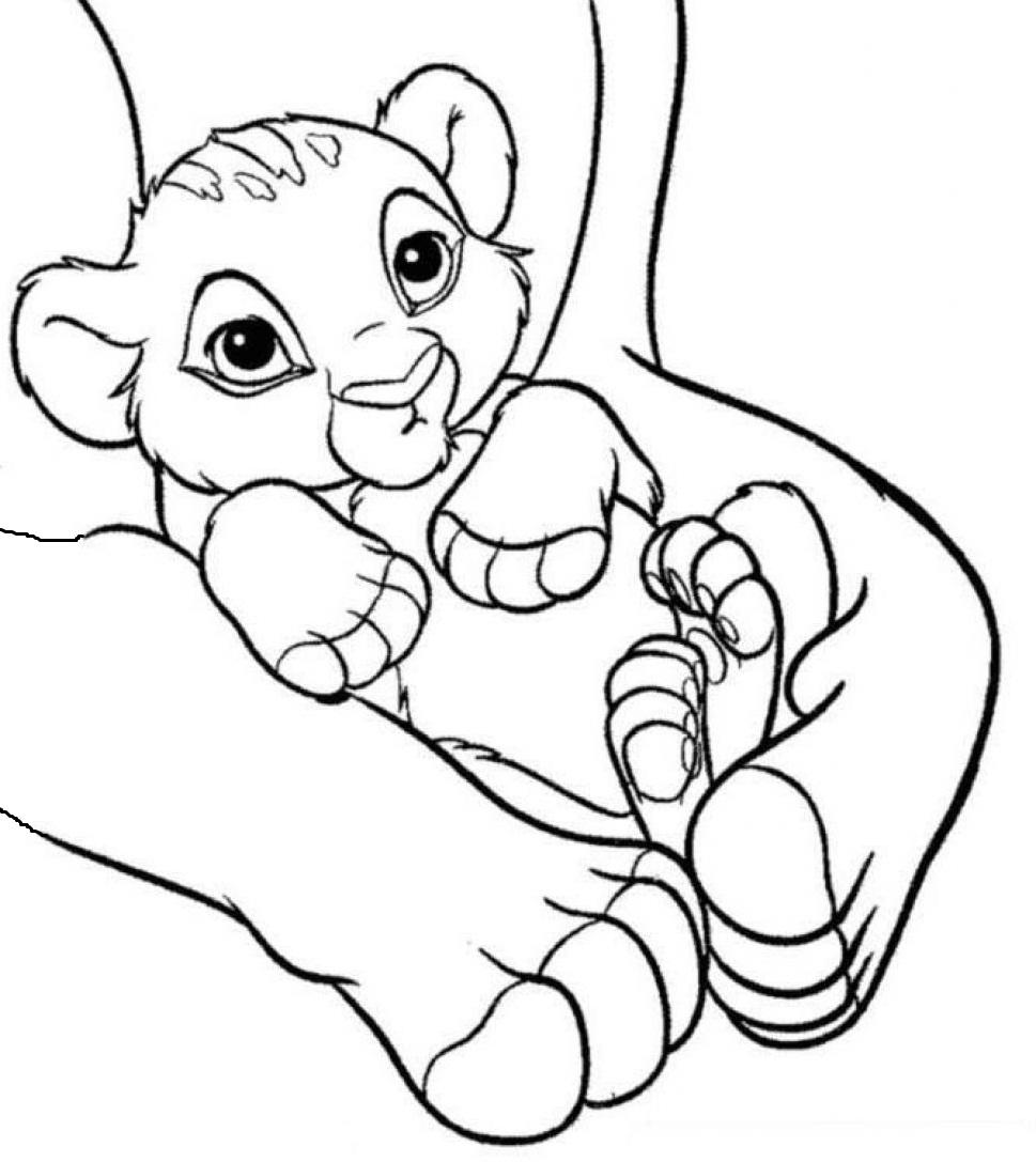 Scar Lion King Drawing at GetDrawings | Free download