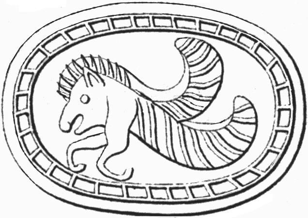 636x450 Classical Phoenician Scarab Corpus