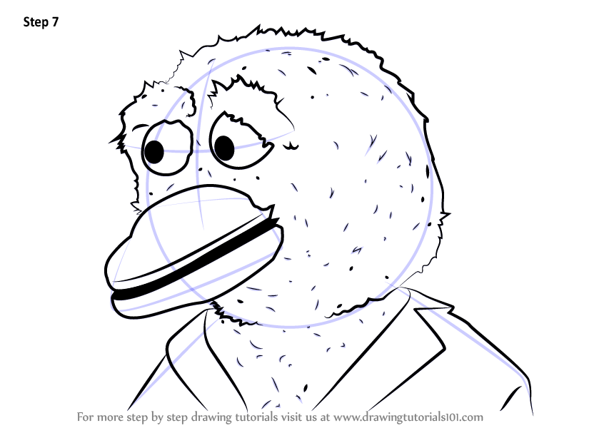 846x600 Learn How To Draw Duck Guy From Don'T Hug Me I'M Scared (Don'T Hug