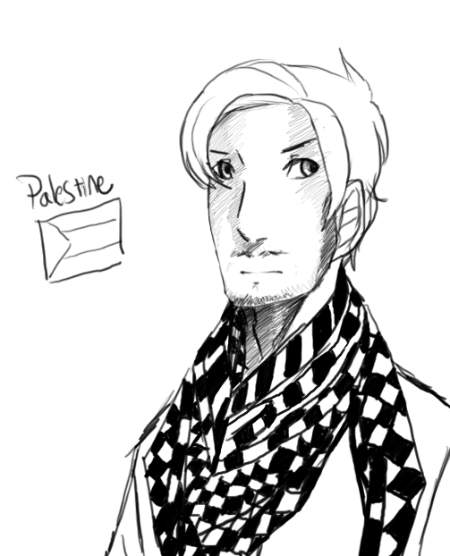 503x622 This Scarf Was Not Fun To Draw By Fur Das Vaterland