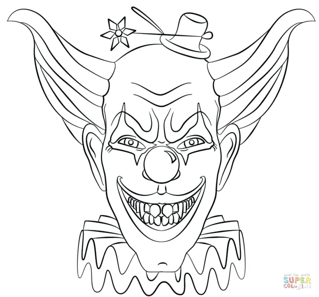 1024x952 Coloring Scary Halloween Coloring Pages To Print. Scary Halloween