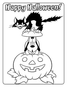 236x305 Halloween Coloring Page Coloring Pages And Printables Holidays