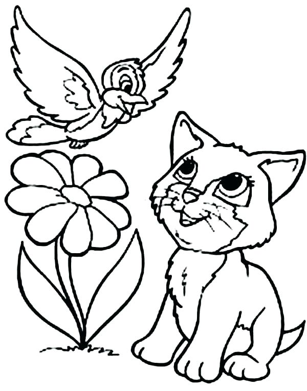 600x763 Halloween Scary Cat Coloring Pages Best Collection Coloring Pages