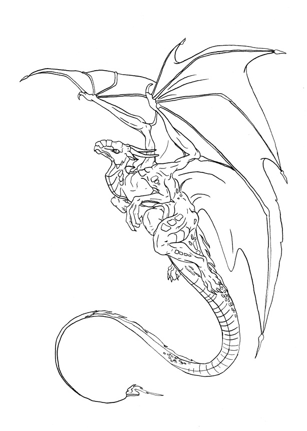 613x860 My Lightning Dragon By Nearagodz