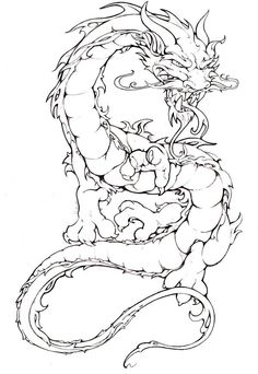 236x342 Dragon Dance 06 Ink By Rachaelm5 On Coloring