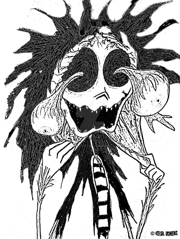 1024x1365 Corpsie's Scary Face By Jimenopolix