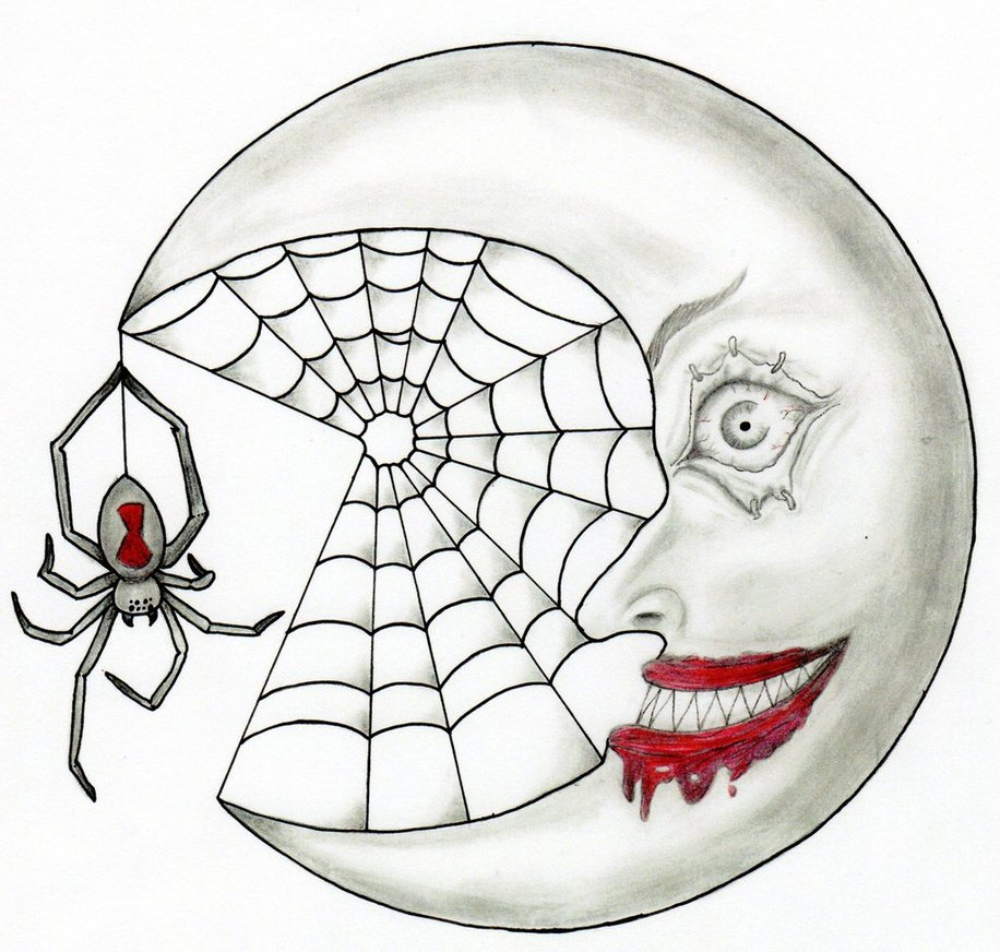 Scary Drawing at GetDrawings.com | Free for personal use ...