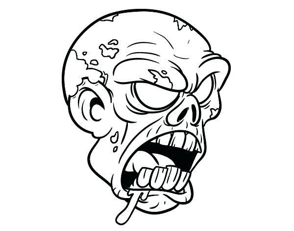 600x470 Magnificent Astounding Creepy Coloring Pages Best Of Medium Size