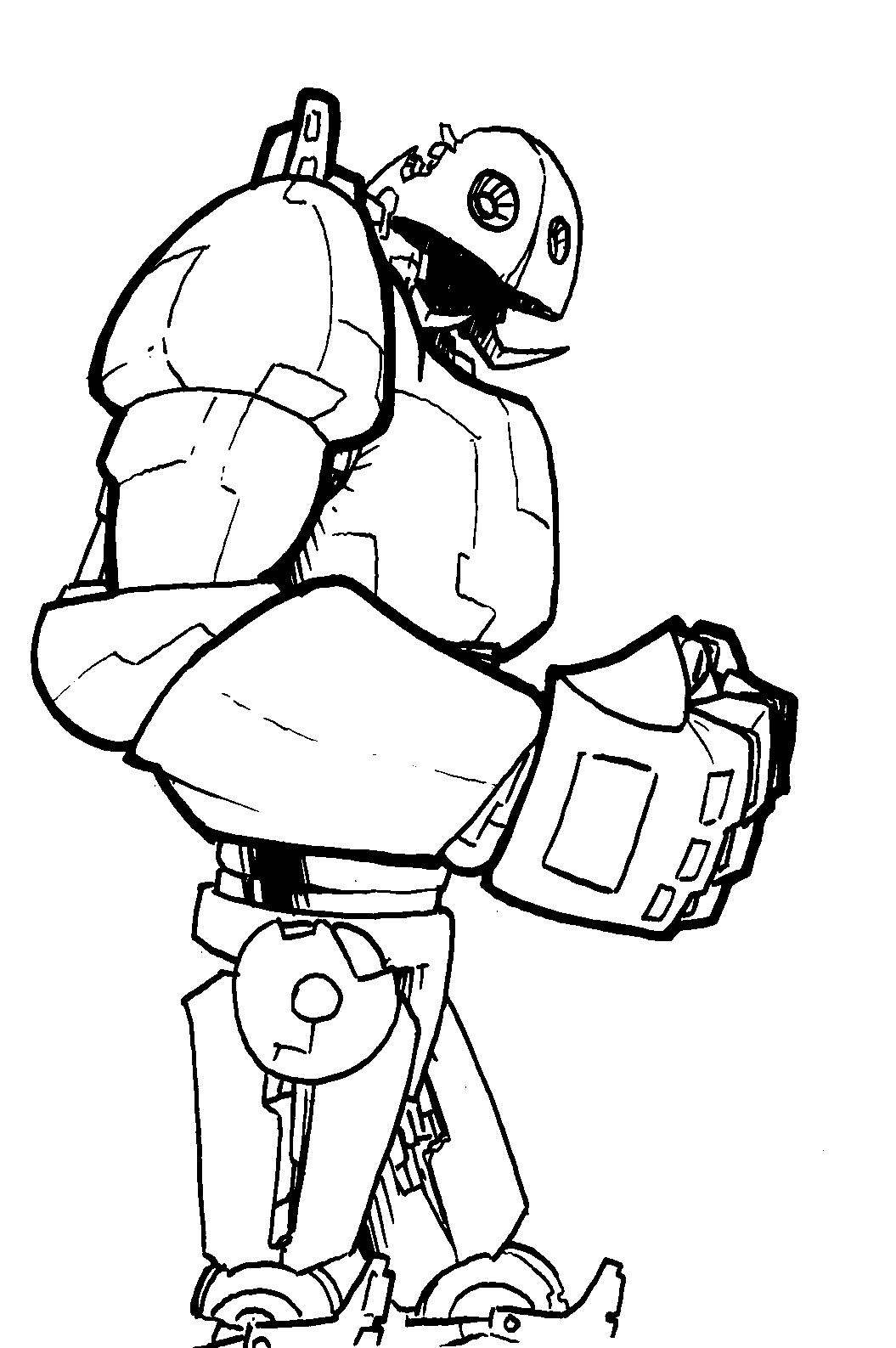 1055x1587 Robots For All Samgarlandillustrations