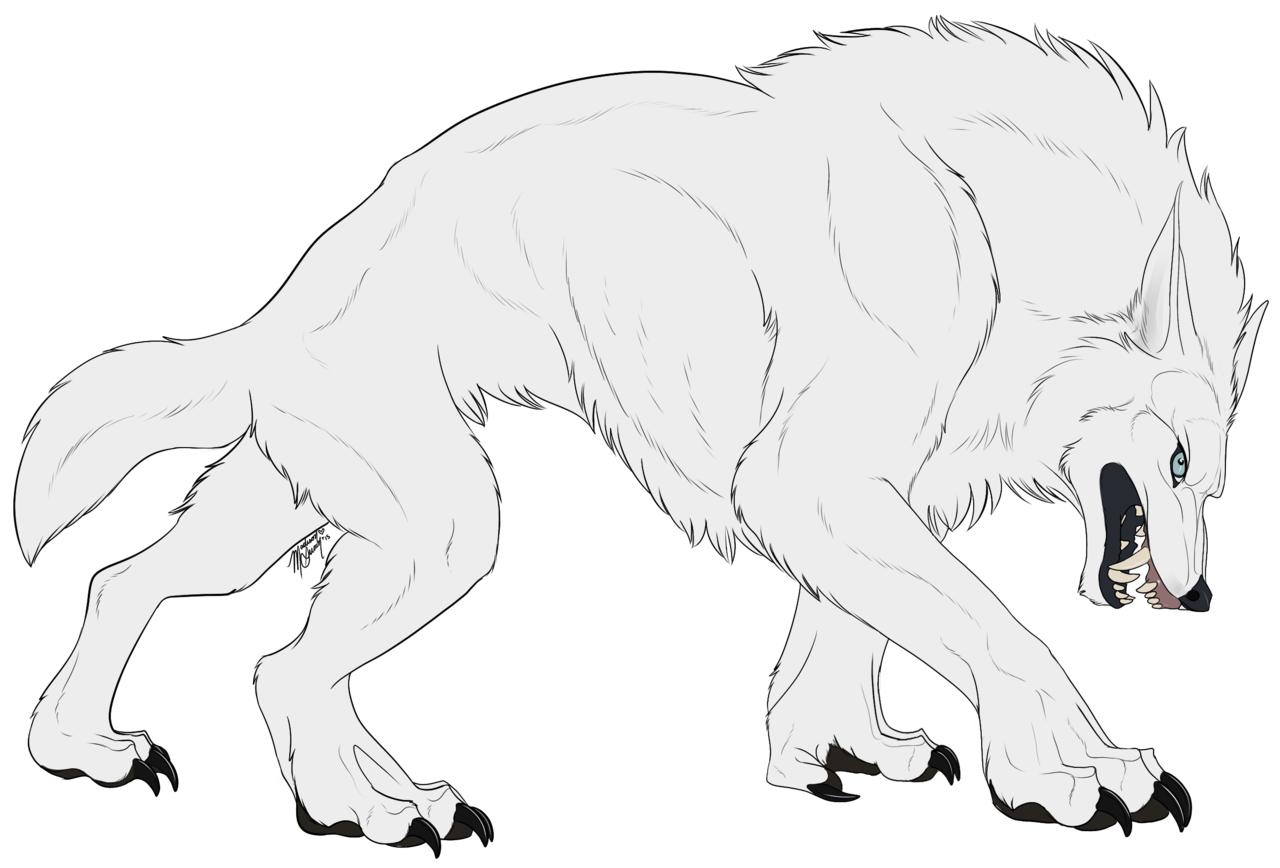 1280x868 I Like To Draw Scary Monsters And Werewolves Rp Repository