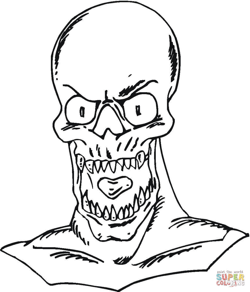 Scary Monsters Drawing at GetDrawings.com | Free for personal use ...