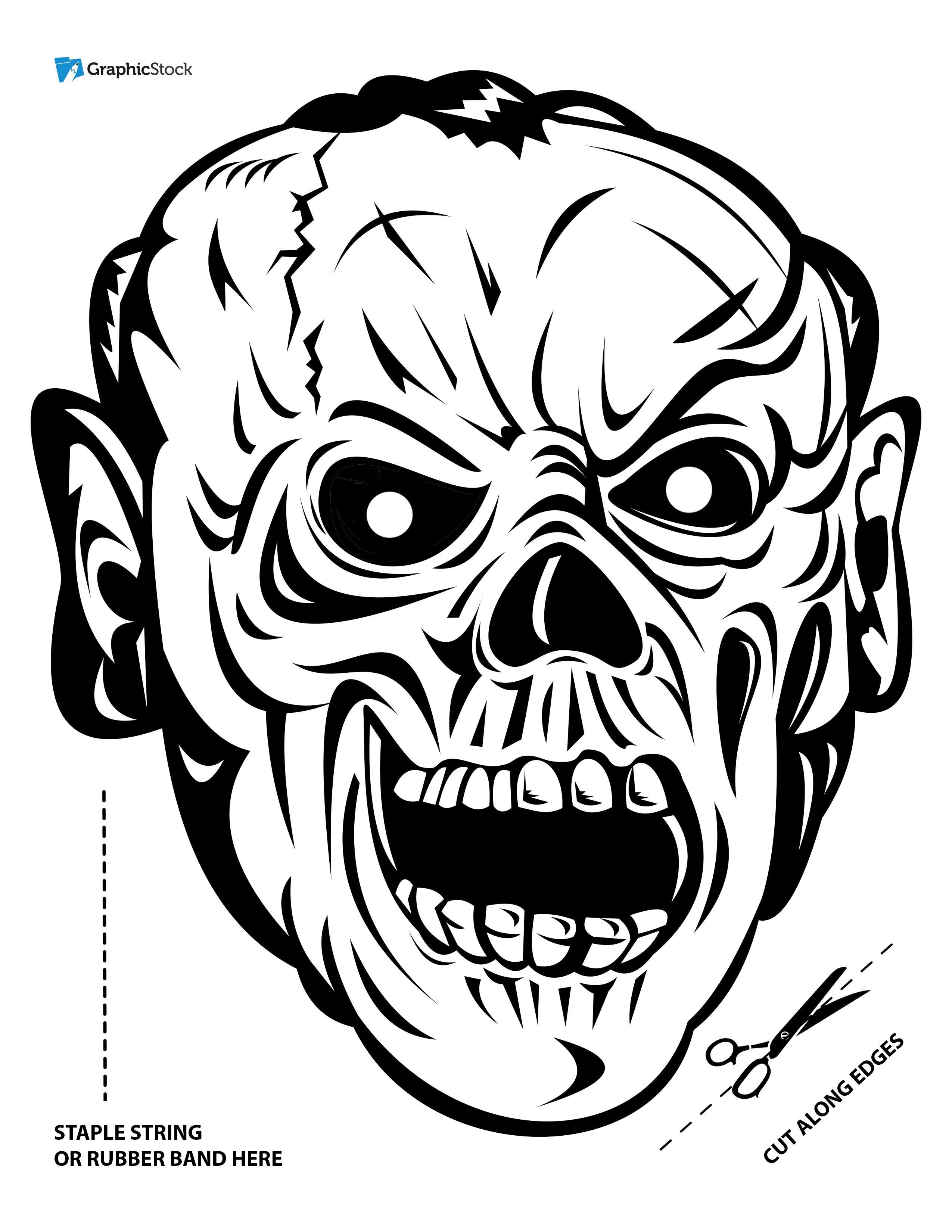 2550x3300 resultado de imagem para scary skull coloring pages sdcds