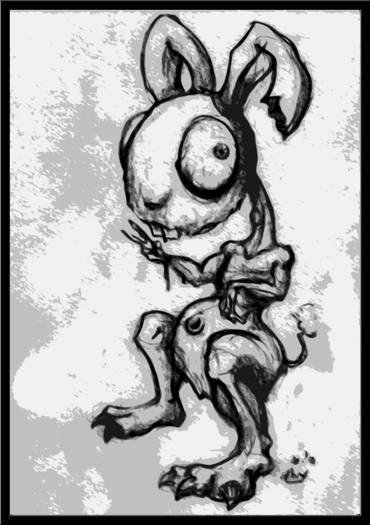 720x1020 Scary Drawings Drawing Ideas