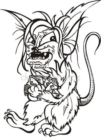 334x450 Angry Rat Stock Vectors, Royalty Free Angry Rat Illustrations
