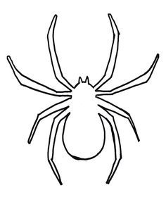 236x287 The Best Spider Template Ideas On Images