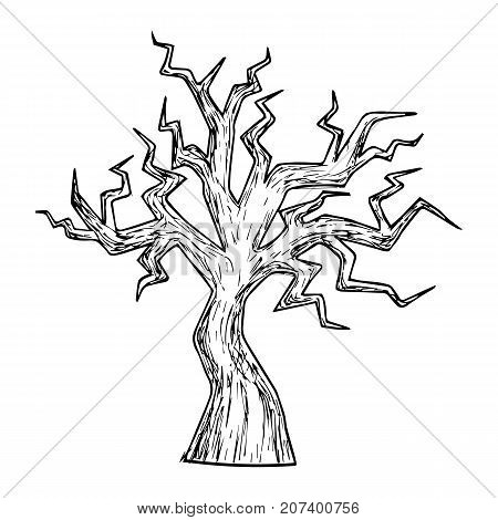 450x470 Dry Tree Images, Illustrations, Vectors