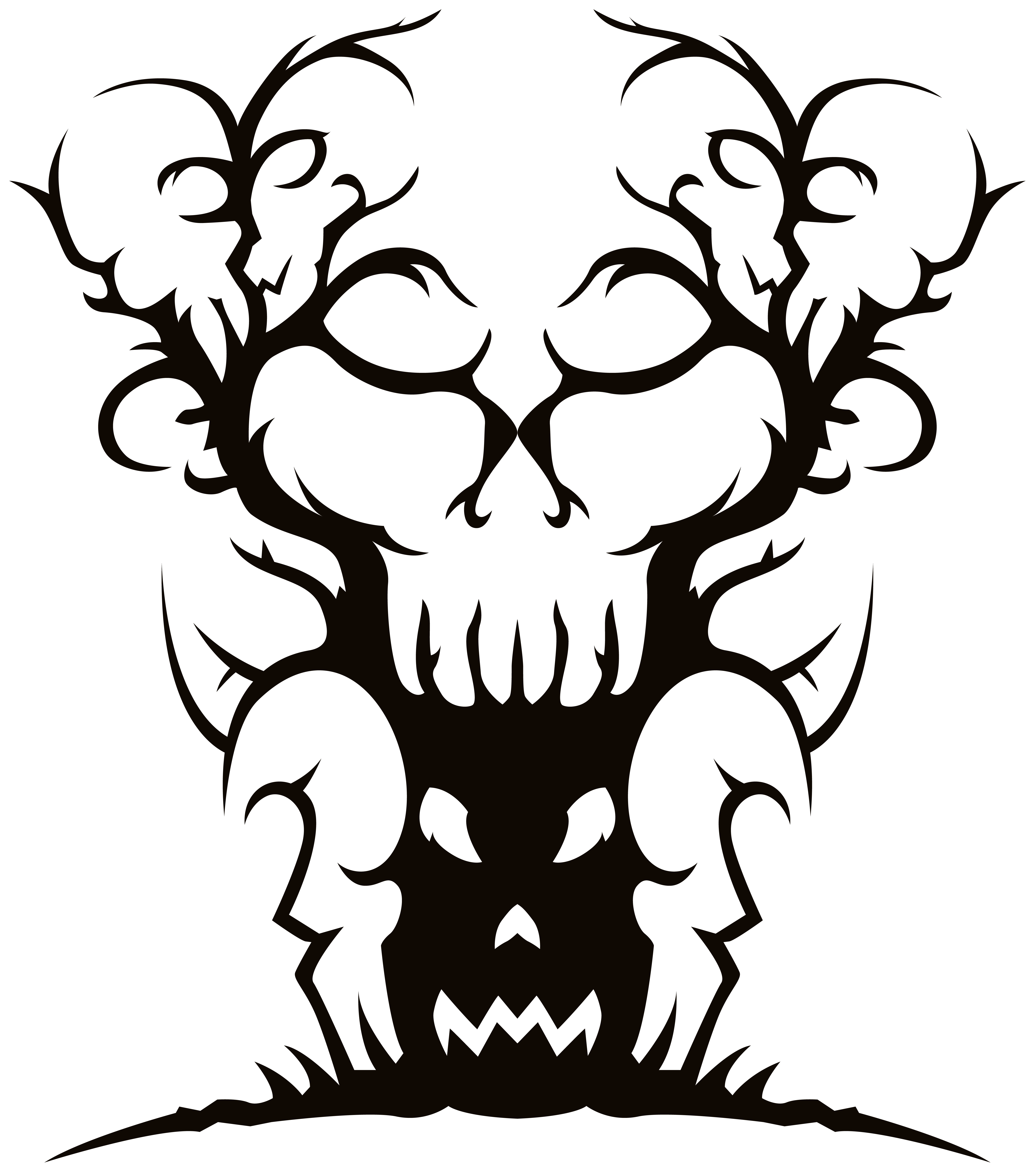 5359x6065 Scary Spooky Tree Png Clipart Imageu200b Gallery Yopriceville
