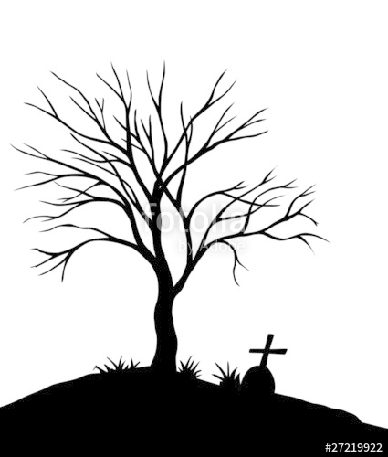 425x500 Spooky Tree Stock Image And Royalty Free Vector Files On Fotolia