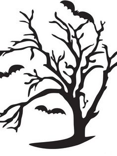 236x314 Halloween Tree Drawings Halloween Amp Holidays Wizard