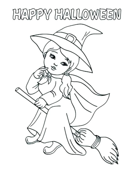 550x712 Witch Coloring Pictures Coloring Page Witch Witch Coloring Pages